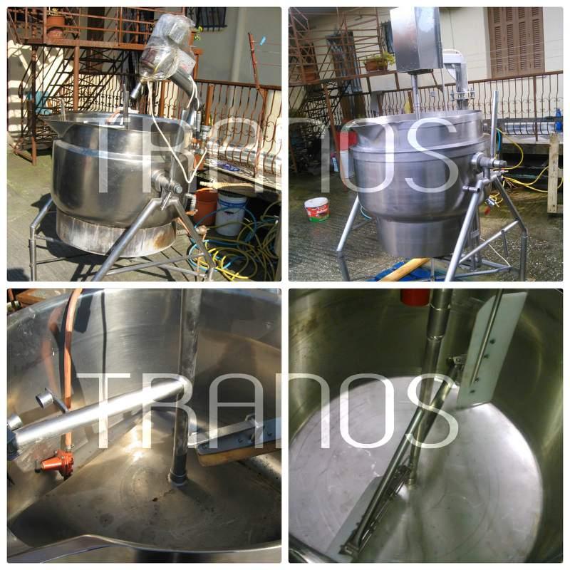 Ανακατασκευές βραστήρων γάλακτος